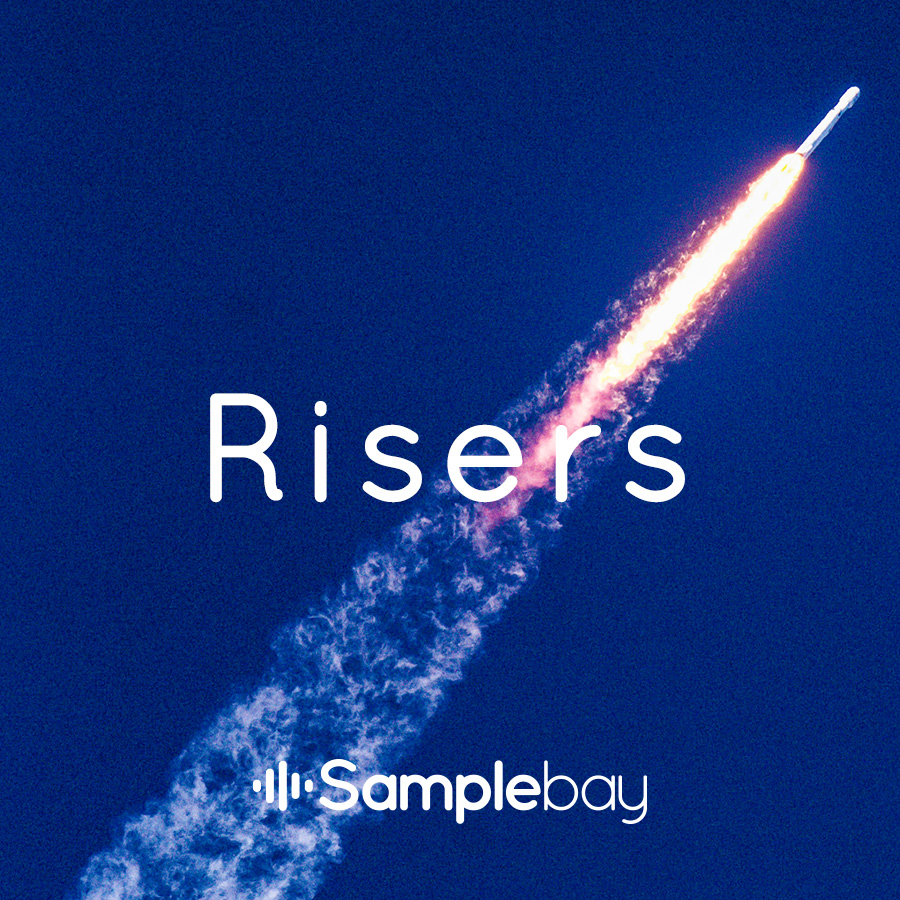 Samplebay Risers, download now at Samplebay!