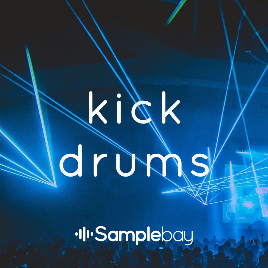 Samplebay Free Kick Drums, download now at Samplebay!